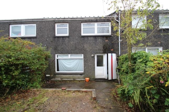 Thumbnail Terraced house for sale in Birch Road, Cumbernauld, Glasgow, North Lanarkshire