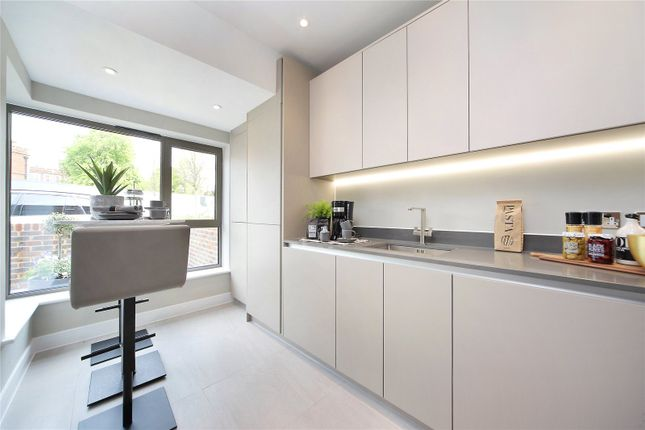 Thumbnail Terraced house for sale in St George's Gate, Hebdon Road, Tooting