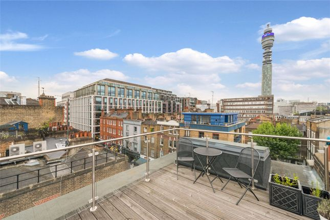 Thumbnail Property for sale in Goodge Street, Fitzrovia, London