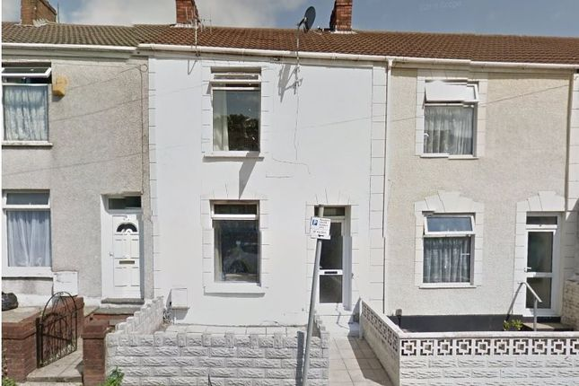 Thumbnail Property to rent in Burman Street, City Centre, Swansea