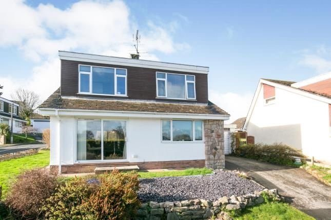 Thumbnail Detached house for sale in Cherry Tree Lane, Colwyn Bay, Conwy, North Wales