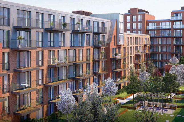Thumbnail Flat for sale in Streatham Hill, Core G, 142-170 Streatham Hill, London