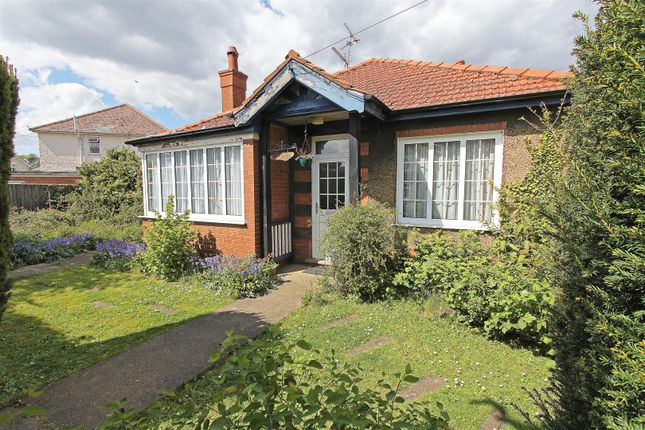 Thumbnail Detached bungalow for sale in Moorfield Road, Peterborough