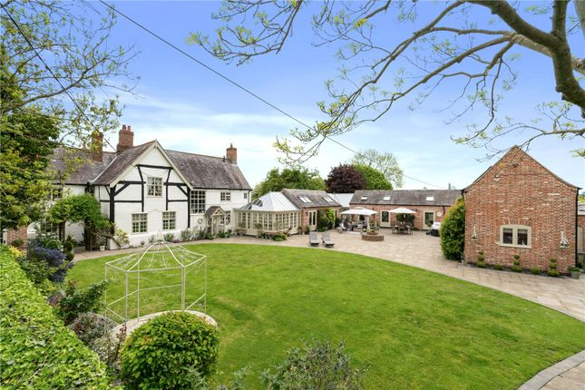 Thumbnail Barn conversion for sale in Ashby Lane, Willoughby Waterleys, Leicester