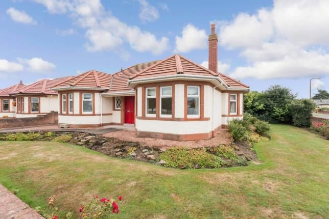 Thumbnail Bungalow for sale in Eglinton Drive, Troon, South Ayrshire, Scotland