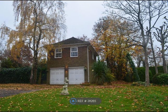 Thumbnail Detached house to rent in Bennetts Copse, Chislehurst