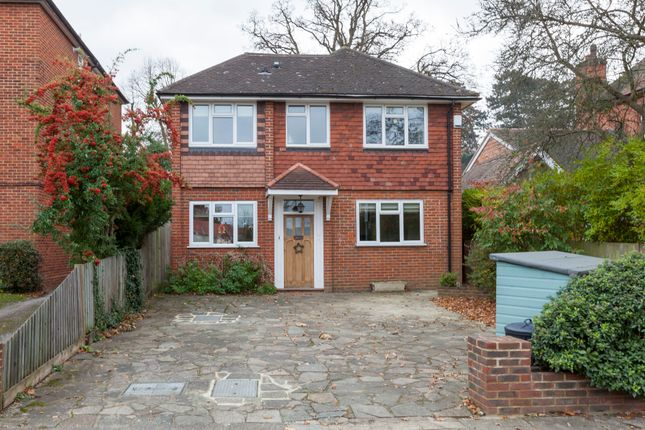 Thumbnail Detached house for sale in Lovelace Road, Long Ditton, Surbiton