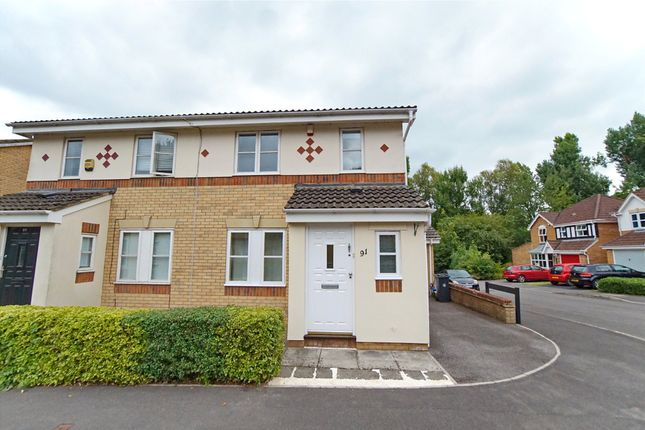 Thumbnail Semi-detached house to rent in Robertson Drive, St. Annes Park, Bristol