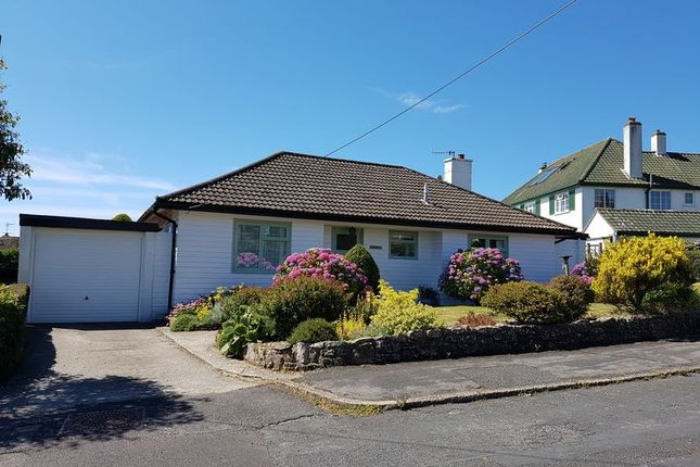 Thumbnail Detached bungalow to rent in Upper Westhill Road, Lyme Regis