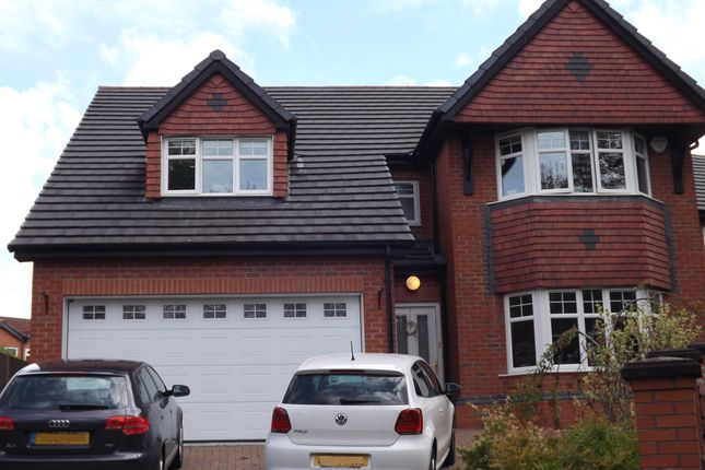 Thumbnail Detached house to rent in Queensgate, Chester