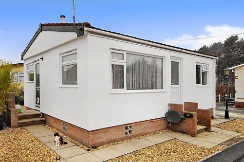 Thumbnail Detached house for sale in Holton Heath Park, Wareham Road, Holton Heath, Poole