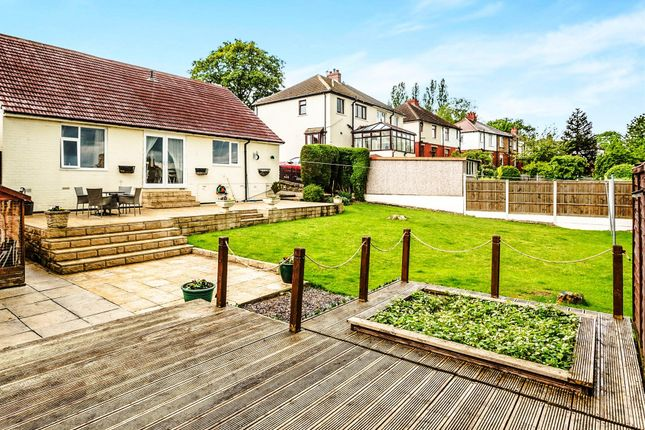 Thumbnail Detached house for sale in Fleminghouse Lane, Almondbury, Huddersfield