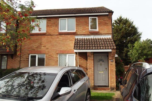 Thumbnail Maisonette to rent in Orchard Close, Biggleswade