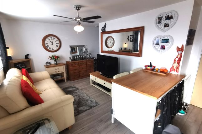 Thumbnail Flat for sale in Mill Meadow, North Cornelly