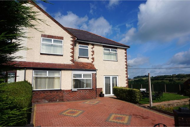 4 bed semi-detached house for sale in Heol Caradoc, Coedpoeth