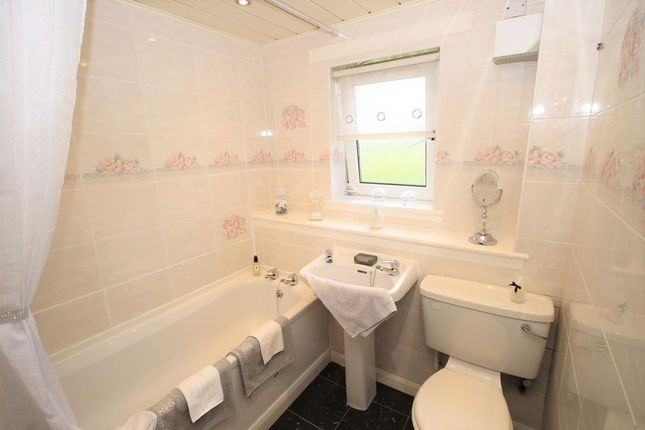 Bathroom of Fife Drive, Motherwell ML1