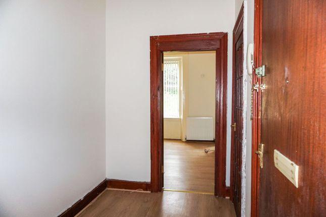 Entrance Hall of Dempster Street, Greenock PA15