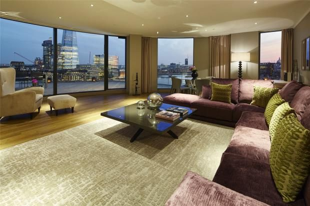 Thumbnail Flat to rent in Cheval Three Quays, 40 Lower Thames St