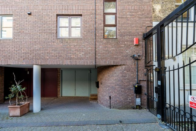 Thumbnail End terrace house for sale in Nelson's Yard, Camden Town, London