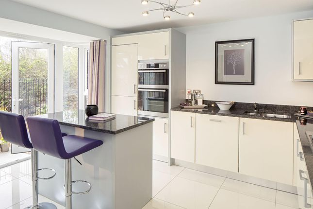 """Thumbnail Detached house for sale in """"Warwick"""" at Blackpool Road, Kirkham, Preston"""
