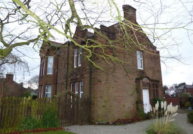 Thumbnail Detached house for sale in Lonsdale, Albert Road, Dumfries, Dumfries And Galloway