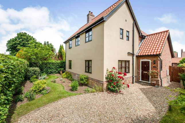 Detached house for sale in Ashes Farm Lane, North Lopham, Diss