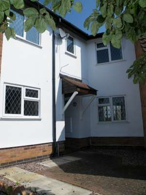 Thumbnail Terraced house to rent in Sunnymead, Werrington, Peterborough