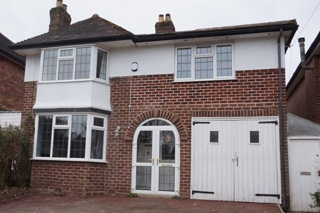 4 bed detached house for sale in Heathlands Road, Boldmere, Sutton Coldfield.