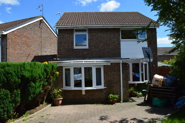 Thumbnail Detached house for sale in Cardigan Crescent, Llantwit Major