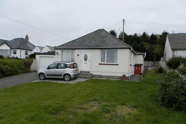 Thumbnail Detached bungalow for sale in Blaenffos, Boncath