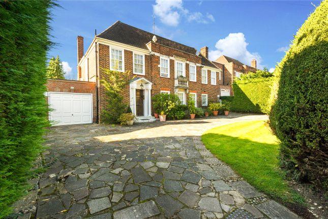 Thumbnail Detached house to rent in Winnington Road, Hampstead Garden Suburb, London