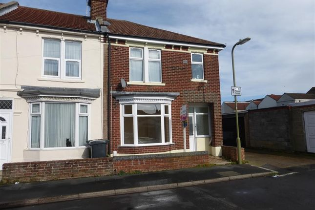 Thumbnail Property to rent in Freemantle Road, Gosport