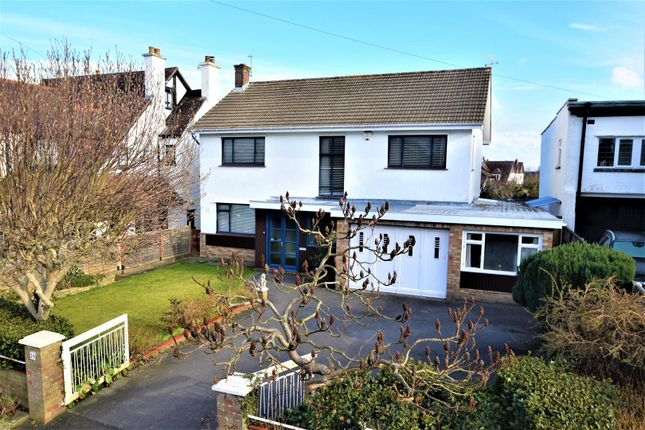 Thumbnail Detached house for sale in Grange Court Road, Westbury-On-Trym, Bristol