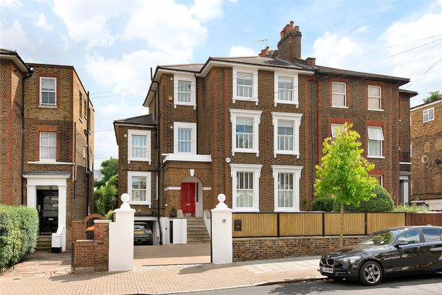Thumbnail Semi-detached house for sale in Wimbledon Park Road, London