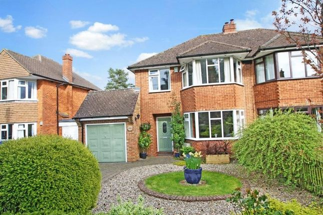 Thumbnail Semi-detached house for sale in Littleworth Road, Downley, High Wycombe