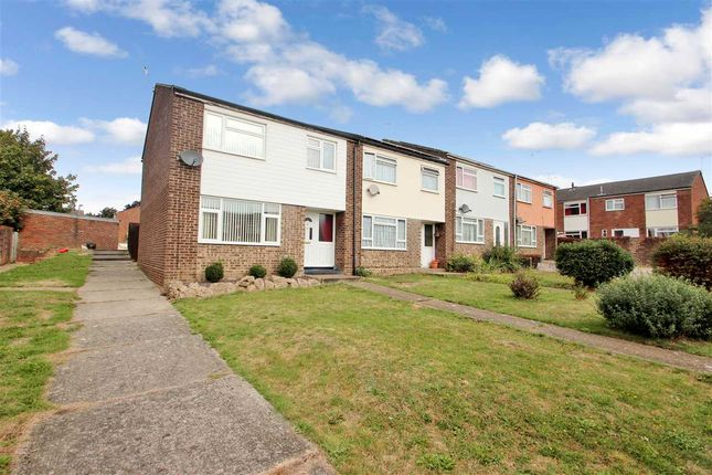 Thumbnail End terrace house for sale in Ferdinand Walk, Colchester