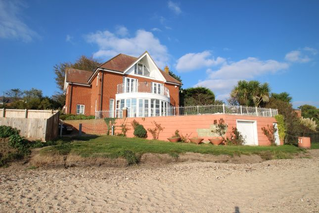 Thumbnail Detached house to rent in Beach Road, West Mersea, Colchester