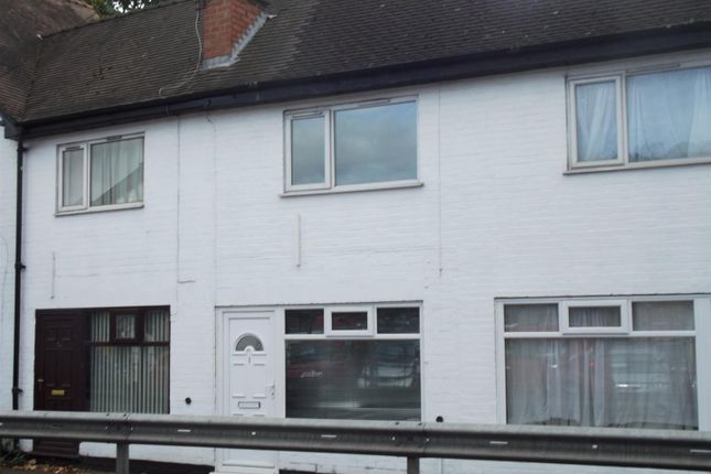 Thumbnail Terraced house to rent in Saltway, Droitwich