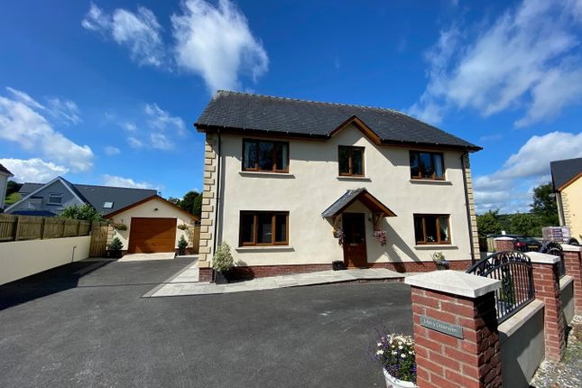 Thumbnail Detached house for sale in Heol Y Dderwen, Llandysul