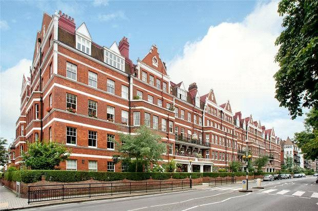 Thumbnail Flat for sale in Cyril Mansions, Prince Of Wales Drive, London