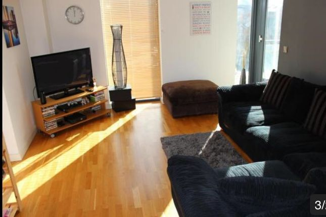 Thumbnail Flat to rent in Millennium Tower, 250 The Quays, Salford