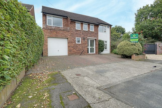 Thumbnail Detached house for sale in Witney Close, Ickenham