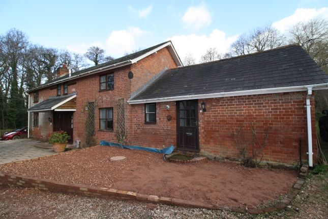 Thumbnail Cottage to rent in Oak Road, Great Houndbeare Farm, Aylesbeare, Exeter
