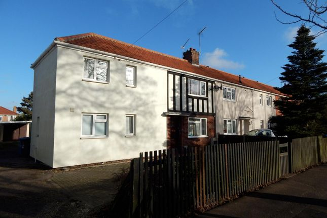 Thumbnail Semi-detached house to rent in Bowthorpe Road, Norwich