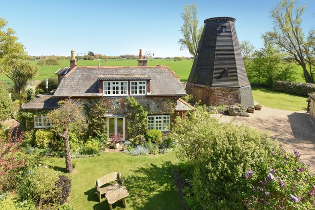 Thumbnail Detached house for sale in Bell Lane, Somerley