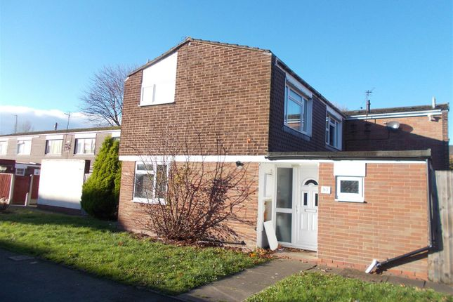 Thumbnail Terraced house to rent in New Park Road, Shrewsbury