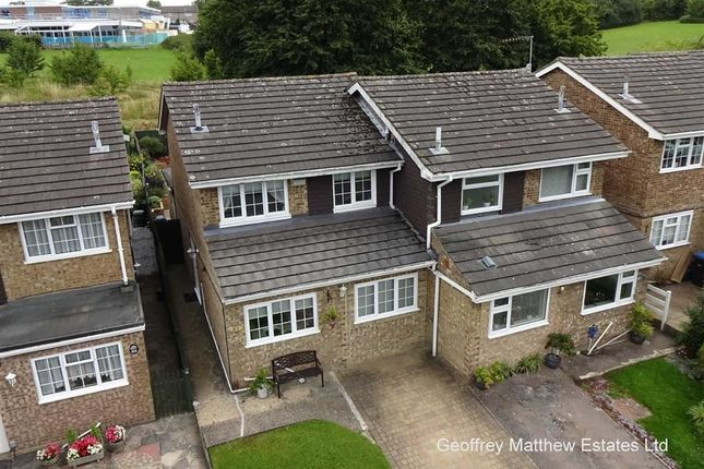 Thumbnail Semi-detached house for sale in Morningtons, Harlow, Essex