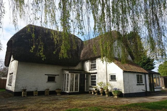 Thumbnail Semi-detached house for sale in The Green, Lyneham, Chippenham