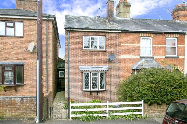 2 bed end terrace house for sale in Solbys Road, Basingstoke RG21