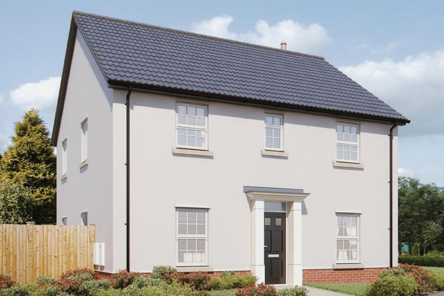 Thumbnail Detached house for sale in Hempstead Road, Holt